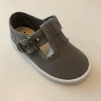 50 Koko Grey T-Bar Canvas